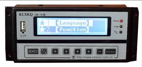 KLXKQ型號USB信息傳輸控制器-扁平方形